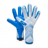 Luvas No Goal Zero Aqualove Grey-Blue