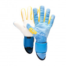 Guante No Goal Zero Iconic Blue-Yellow