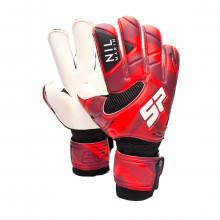 Glove Nil Marín Iconic Red-White