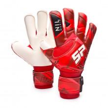 Glove Nil Marín Training Red-White