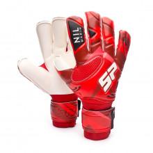 Glove Nil Marín Training Protect Red-White