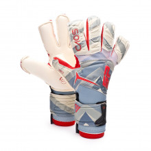 Glove Kids Caos Pro Duo Grey-Red