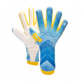 Guante No Goal Zero Pro Niño Blue-Yellow