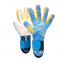 Guante No Goal Zero Iconic Niño Blue-Yellow