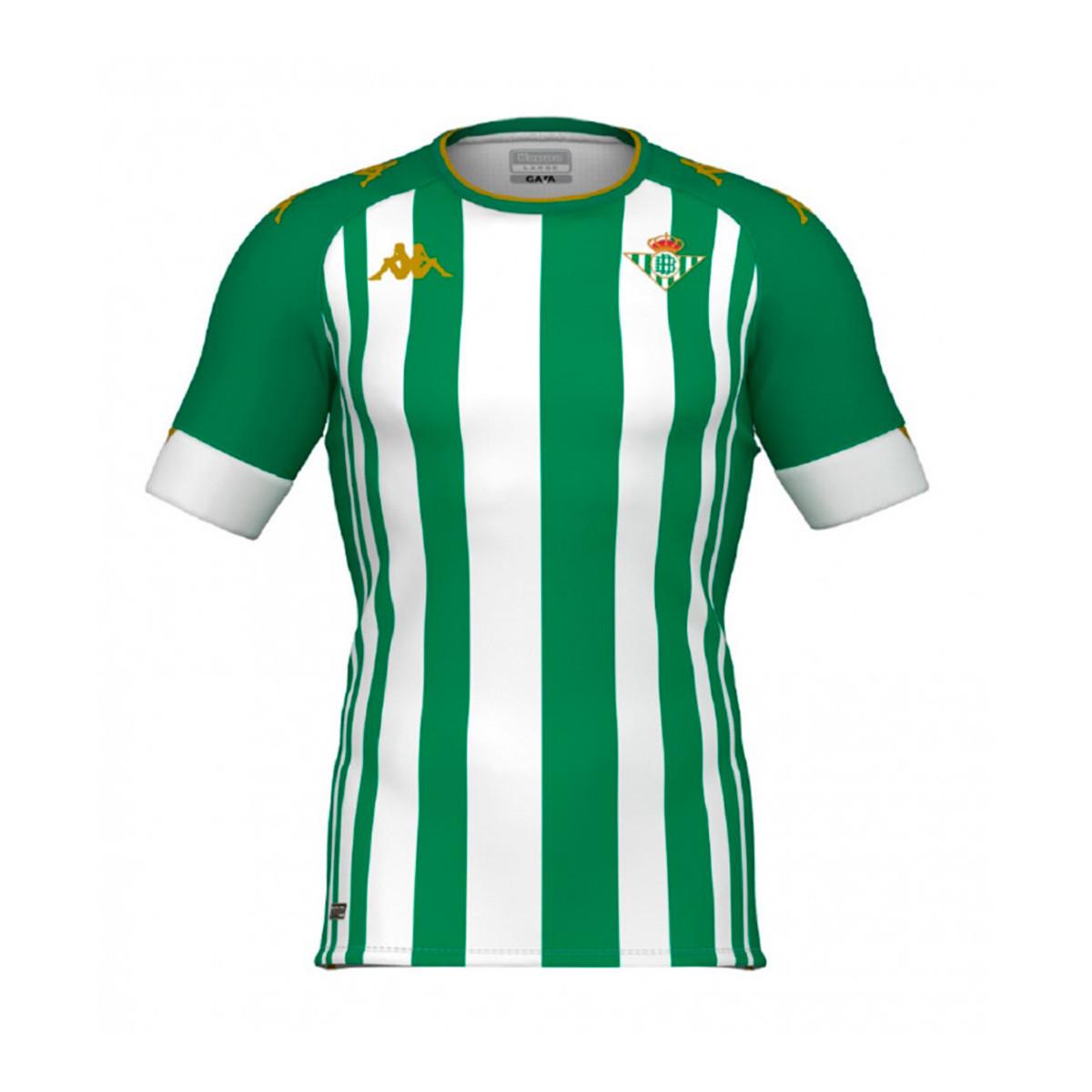 Kappa Real Betis Balompié Primera Equipación Pro 2020-2021 Jersey