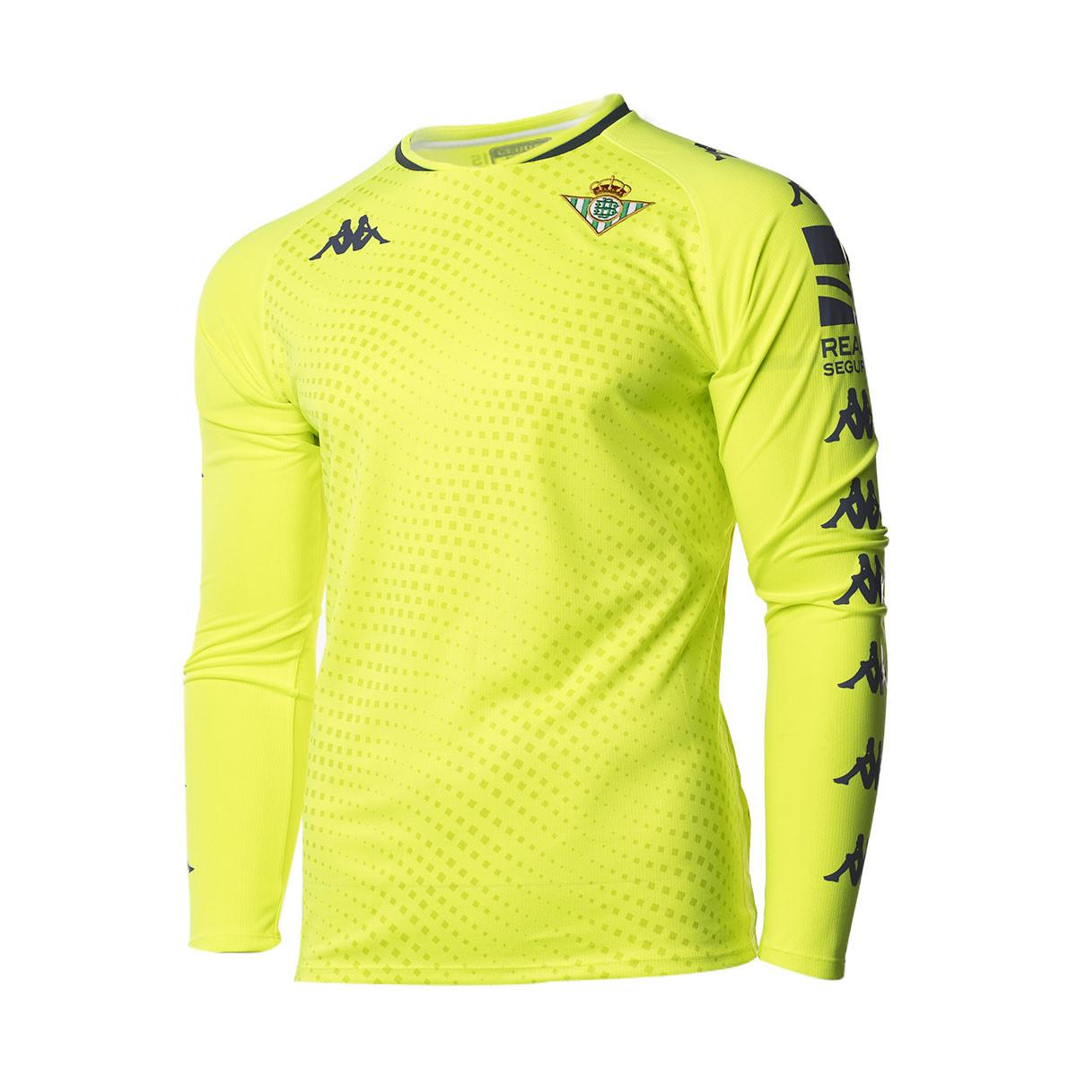 Kappa Real Betis Balompié Goalkeeper Away Jersey 2020-2021 Jersey