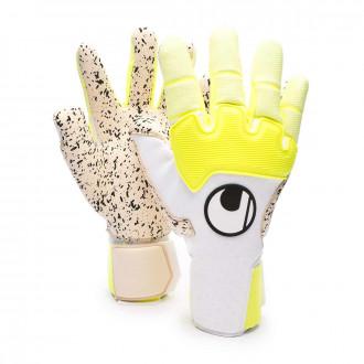 Pure Alliance Supergrip+ Reflex White-Fluor yellow-Black