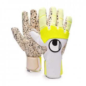 Pure Alliance Supergrip+ Finger Surround White-Fluor yellow-Black