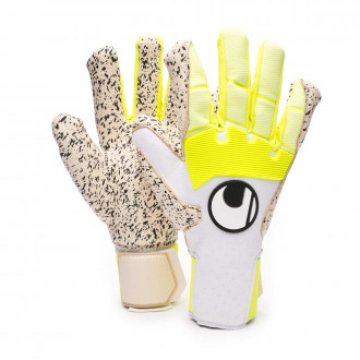 Pure Alliance Supergrip+ HN White-Fluor yellow-Black