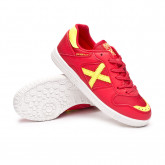 Tenis Continental V2 Niño Red-Yellow
