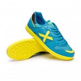 Sapatilha de Futsal Continental V2 Blue