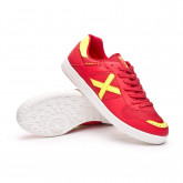 Scarpe Continental V2 Red-Yellow