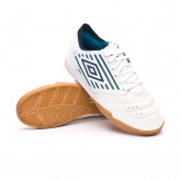Futsal Boot Chaleira II Pro White-Peacoat-Capri breeze