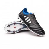 Football Boots Tocco Pro FG Black-White-Victoria blue
