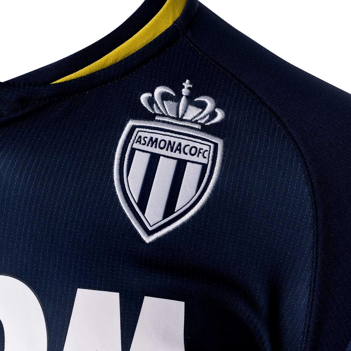 Maglia Kappa AS Monaco FC Secondo Kit 2020-2021