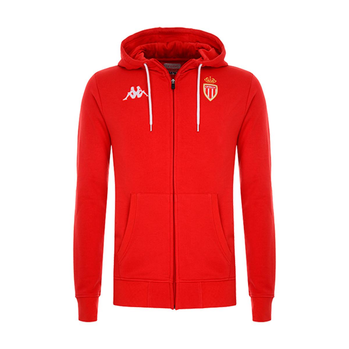 Giacca Kappa AS Monaco FC Hoodie 2020-2021