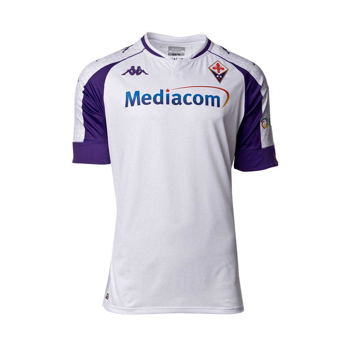Kappa ACF Fiorentina Away Pro Jersey 2020-2021 Jersey