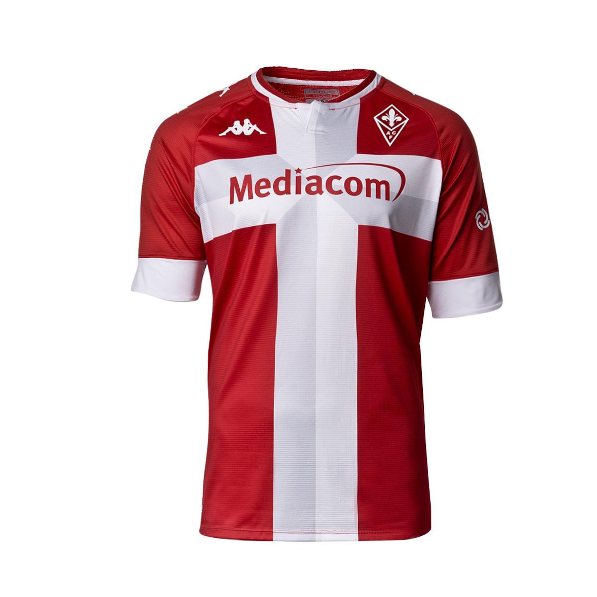 Maglia Kappa ACF Fiorentina Terzo Kit Pro 2020-2021