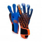 Luvas Pure Contact 3 G3 GTX Infinium Black-Shocking orange-Deep blue