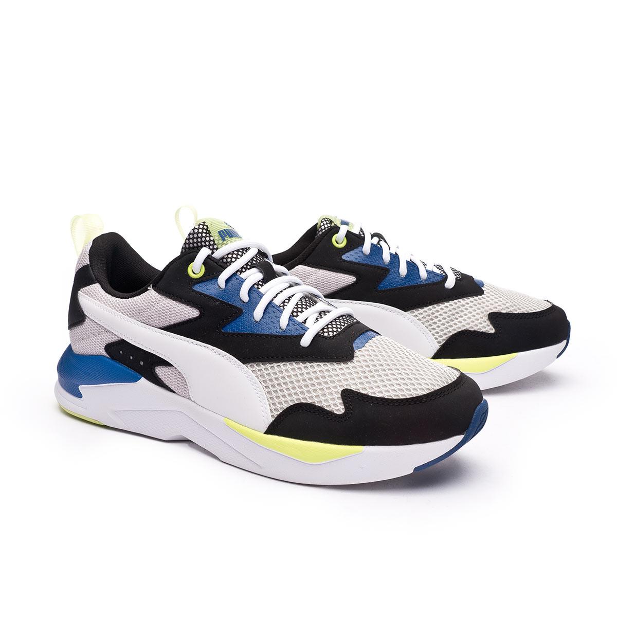 Trainers Puma X-Ray Lite Duo Gray Violet-Puma White-Puma Black ...