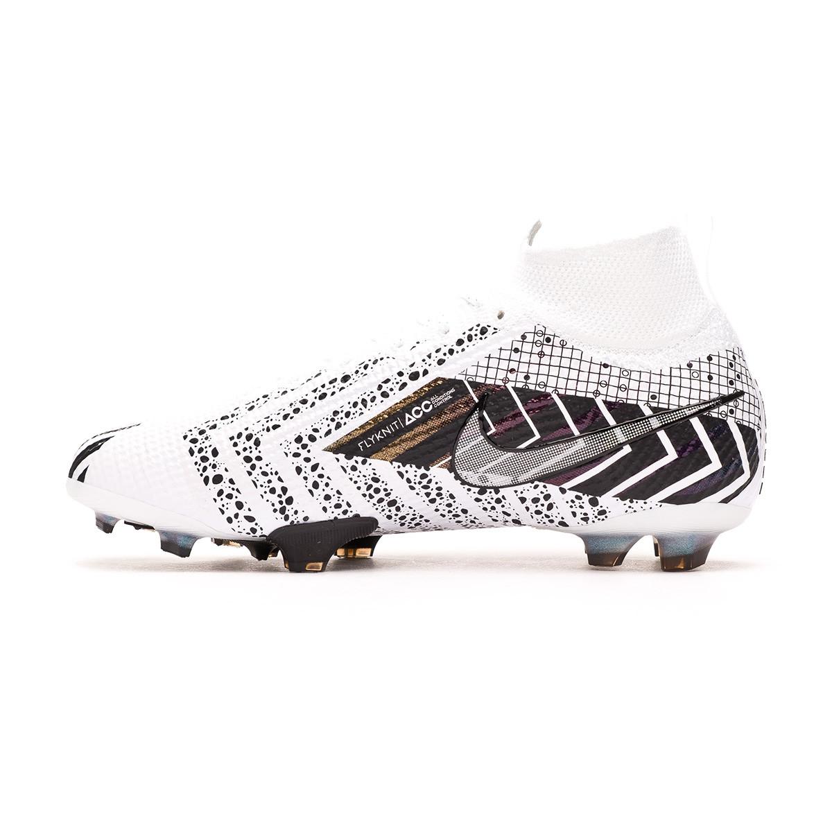 vestido para jugar tubería  Bota de fútbol Nike Mercurial Superfly VII Elite MDS FG Niño White-Black -  Tienda de fútbol Fútbol Emotion