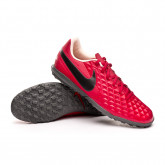 Tenis Tiempo Legend VIII Club Turf Cardinal red-Black-Crimson tint-White-Iron gr