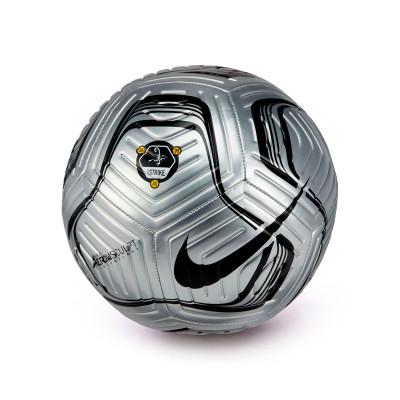 Acera Catedral circuito  Balón Nike Strike Phantom Scorpion Chrome-Black-Black - Tienda de fútbol  Fútbol Emotion