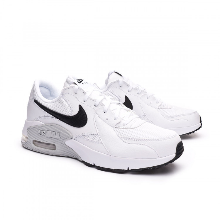 Air Max Excee White-Black-Pure platinum