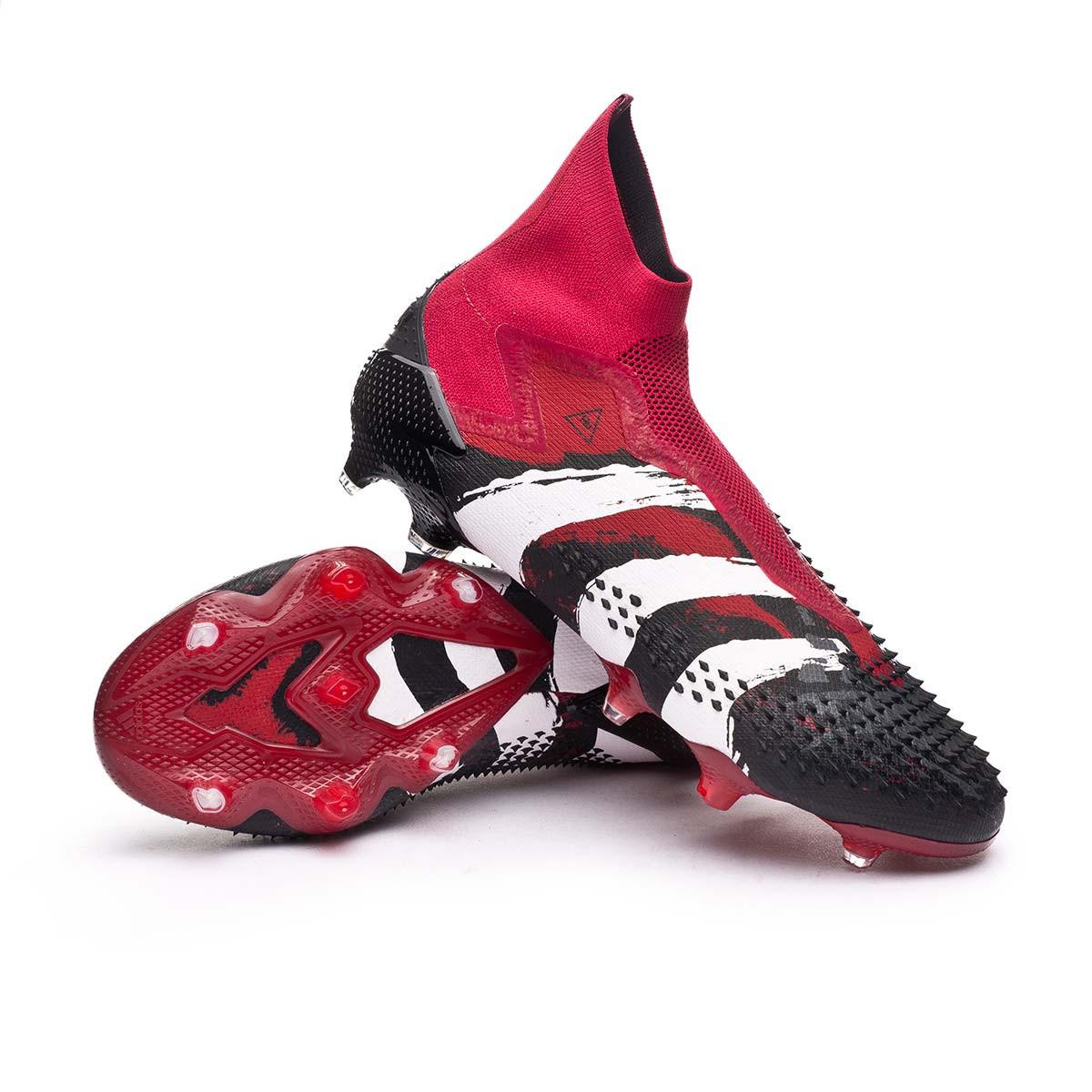 Medio Comedia de enredo plan de ventas  Football Boots adidas Predator Mutator 20+ FG Human Race True  red-White-Black - Football store Fútbol Emotion