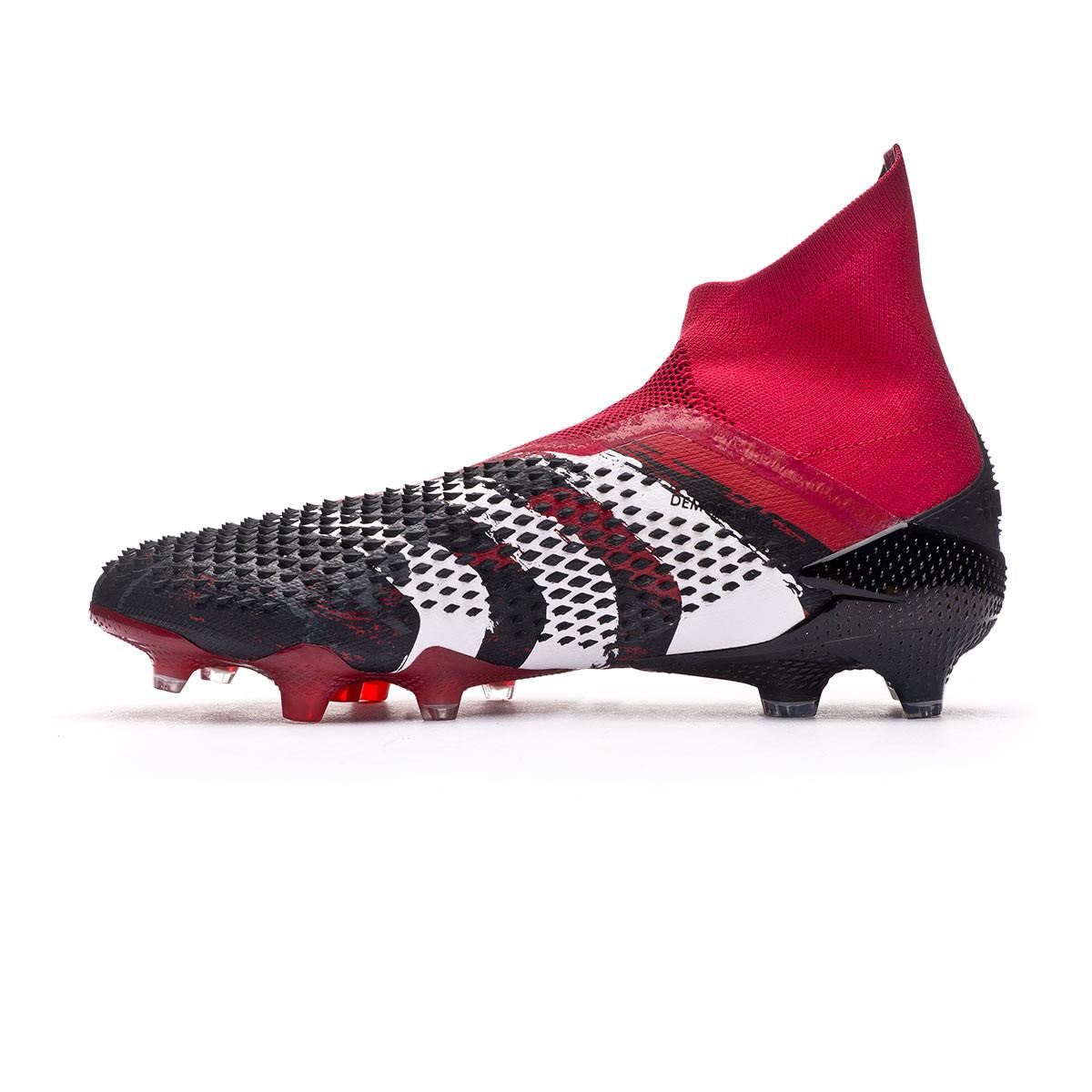 Tratar Generalmente Egipto  Football Boots adidas Predator Mutator 20+ FG Human Race True  red-White-Black - Football store Fútbol Emotion