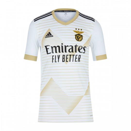 Jersey adidas Kids Benfica SL Third Kit 2020-2021 White