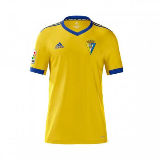 Jersey adidas Kids Cádiz CF Primera Equipación 2020-2021 Yellow