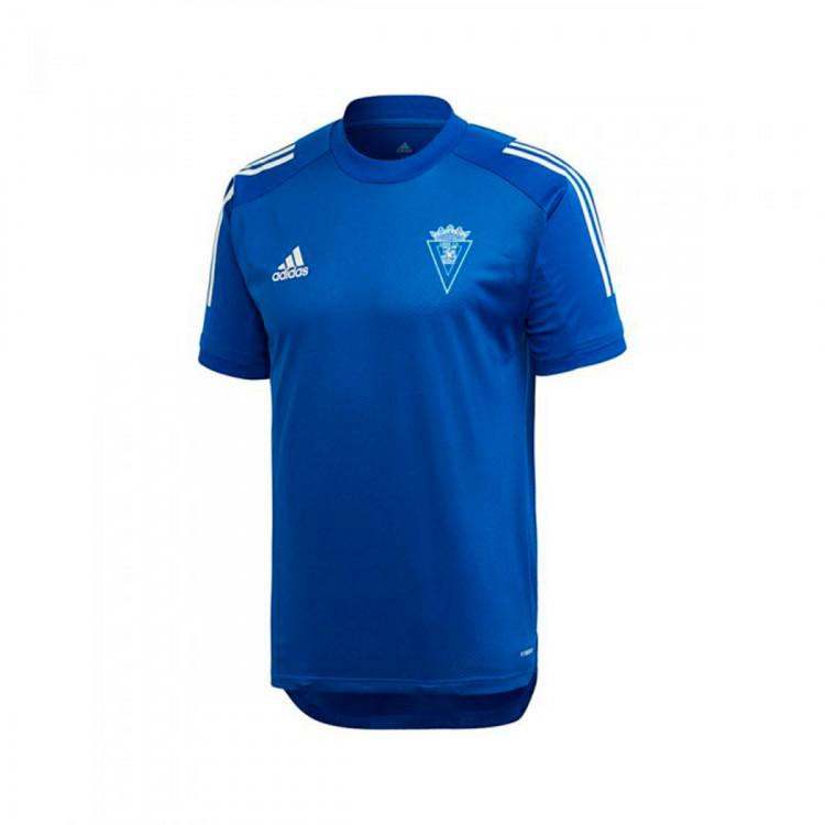 Jersey adidas Cádiz CF Training 2020-2021 Blue - Fútbol Emotion