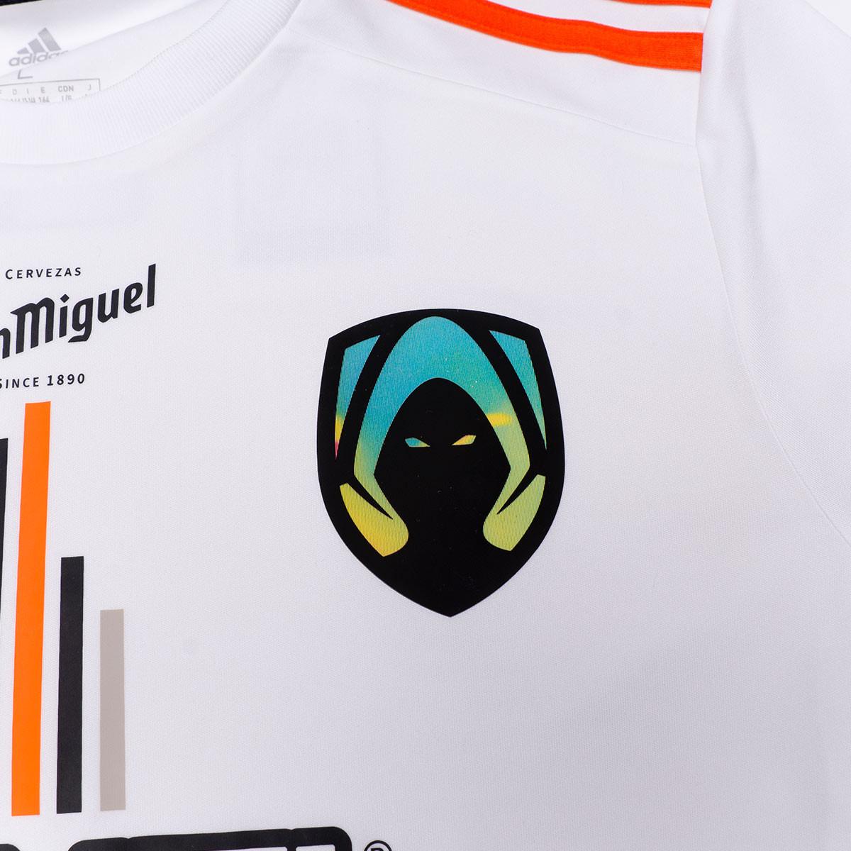 completar Abrumador Estresante  Camiseta adidas Heretics Primera Equipación 2020-2021 Niño White - Tienda  de fútbol Fútbol Emotion