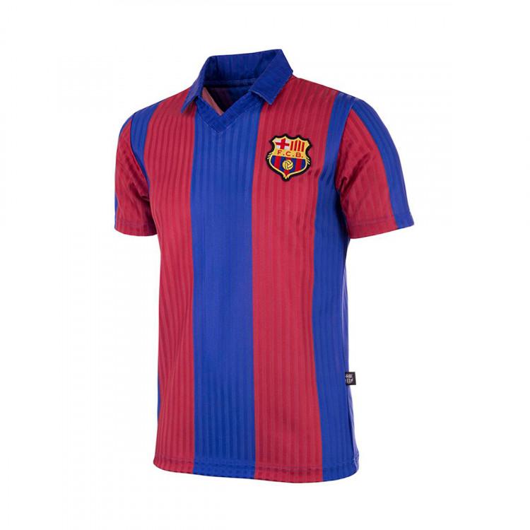 COPA FC Barcelona 1990 - 91 Retro Football Jersey Jersey