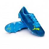 Football Boots Ultra 2.2 FG/AG Nrgy blue-Yellow alert