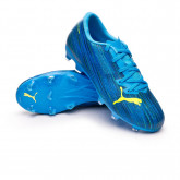 Football Boots Kids Ultra 2.2 FG/AG Nrgy Blue-Yellow Alert