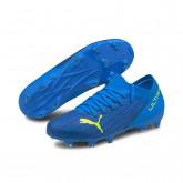 Zapatos de fútbol Ultra 3.2 FG/AG Niño Nrgy Blue-Yellow Alert