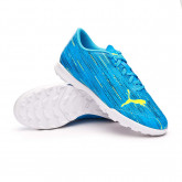 Zapatos de fútbol Ultra 4.2 Turf Niño Nrgy blue-Yellow alert