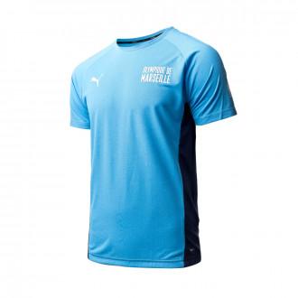 Maglia ufficiali del Olympique Marsiglia. Abbigliamento 2021/ 2022 ...