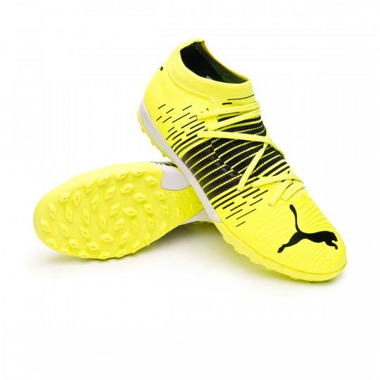 Football Boots Puma Future Z 3.1 Turf Yellow alert-Puma black-Puma white