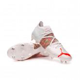 Bota Future Z 1.1 MxSG Puma White-Red Blast