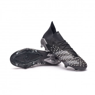 Predator Freak .1 FG Core black-Grey four-White