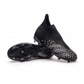 Bota Predator Freak + FG Niño Core black-Grey four-White