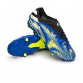 Zapatos de fútbol Nemeziz .1 FG Niño Team royal blue-Solar yellow-Black