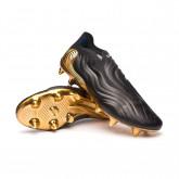 Zapatos de fútbol Copa Sense+ SG Black-White-Gold metallic
