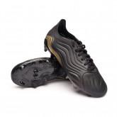 Bota Copa Sense.1 FG Niño Black-White-Gold metallic