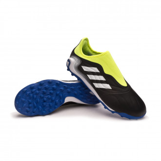 Copa Sense.3 LL Turf Black-White-Solar yellow