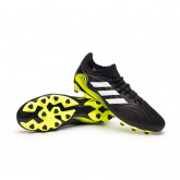 Bota Copa Sense.3 MG Black-White-Solar yellow
