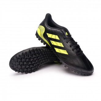 Copa Sense.4 Turf Black-Solar yellow